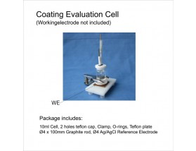 Tait cell for coating evaluation