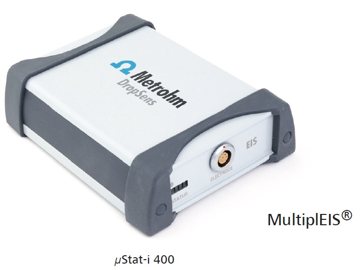 EIS Bi potentiostat/Galvanostat_(STAT-I-400)